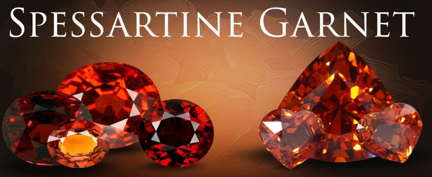 Spessartite Garnet