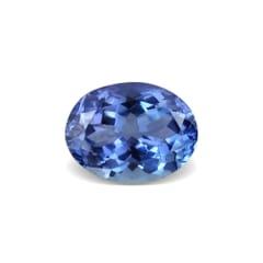 1.14 Carat VVS-Clarity Violet Blue AA Tanzanite