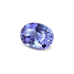 0.38 Carat VVS-Clarity Violet Blue AA Tanzanite
