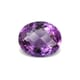 3.17-Carat VVS-Clarity Purple Africa Amethyst