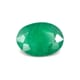 0.60-Carat SI-Clarity Dark Green Zambia Emerald