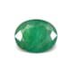 1.23-Carat SI-Clarity Dark Green Zambia Emerald