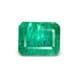 4.15-Carat Transparent-Clarity Intense Green Columbia Emerald