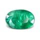 5.14-Carat Transparent-Clarity Intense Green Zambia Emerald