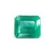 12.86 Carat SI-Clarity Deep Green Zambia Emerald