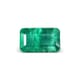 1.95-carat-transparent clarity dark green zambia emerald