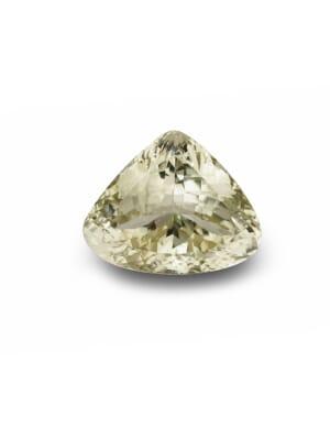 38.98-Carat VVS-Clarity Green Afghanistan Hidenite