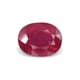 6.58-Carat Transparent-Clarity Red Burma Ruby
