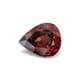 5.11-Carat VVS-Clarity Pinkish Brown Africa Zircon