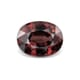 5.01-Carat VVS-Clarity Pinkish Brown Africa Zircon