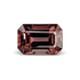 16.93-Carat VVS-Clarity Pinkish Brown Africa Zircon