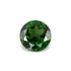 1.33-Carat VVS-Clarity Deep Green Russia Chrome Diopside