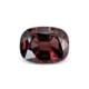 7.16-Carat VVS-Clarity Pinkish Brown Africa Zircon