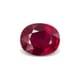 4.44-Carat Eye Clean-Clarity Deep Red Burma Ruby