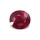 5.72-Carat Eye Clean-Clarity Deep Red Burma Ruby