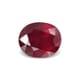 5.62-Carat Eye Clean-Clarity Deep Red Burma Ruby