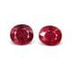6.62 Carat Eye Clean-Clarity Deep Red Burma Ruby