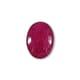 6.27-Carat Transparent-Clarity Red Burma Ruby