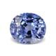 4.33-Carat VVS-Clarity Blue Ceylon Sapphire