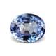 1.99-Carat VVS-Clarity Pastel Blue Ceylon Sapphire with Normal Heat treatment No Elements Added
