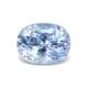 1.72-Carat VVS-Clarity Pastel Blue Ceylon Sapphire with Normal Heat treatment No Elements Added