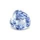 1.62-Carat VVS-Clarity Pastel Blue Ceylon Sapphire with Normal Heat treatment No Elements Added