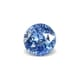 1.30-Carat VVS-Clarity Blue Ceylon Sapphire with Normal Heat treatment No Elements Added