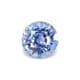 1.83-Carat VVS-Clarity Deep Blue Ceylon Sapphire with Normal Heat treatment No Elements Added