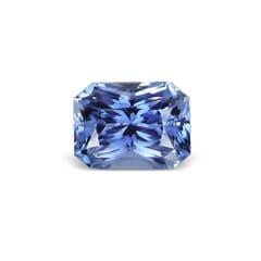 1.13-Carat VVS-Clarity Deep Blue Ceylon Sapphire with Normal Heat treatment No Elements Added