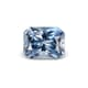 0.96-Carat VVS-Clarity Blue Ceylon Sapphire with Normal Heat treatment No Elements Added