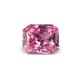 0.90-Carat VVS-Clarity Deep Pink Ceylon Sapphire with Normal Heat treatment No Elements Added