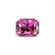 0.86-Carat VVS-Clarity Intense Pink Ceylon Sapphire with Normal Heat treatment No Elements Added