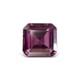0.86-Carat VVS-Clarity Deep Purple Ceylon Sapphire with Normal Heat treatment No Elements Added