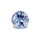 1.82-Carat VVS-Clarity Pastel Blue Ceylon Sapphire with Normal Heat treatment No Elements Added