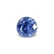 0.70-Carat VVS-Clarity Cornflower Blue Ceylon Sapphire with Normal Heat treatment No Elements Added