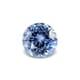 0.96-Carat VVS-Clarity Pastel Blue Ceylon Sapphire with Normal Heat treatment No Elements Added