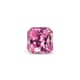 0.78-Carat Flawless-Clarity Pink Ceylon Sapphire with Normal Heat treatment No Elements Added