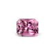 0.76-Carat Flawless-Clarity Pastel Pink Ceylon Sapphire with Normal Heat treatment No Elements Added