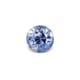 0.56-Carat Flawless-Clarity Cornflower Blue Ceylon Sapphire with Normal Heat treatment No Elements Added