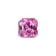 0.72-Carat VVS-Clarity Pink Ceylon Sapphire with Normal Heat treatment No Elements Added