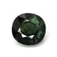 9.64-Carat VVS-Clarity Green Sapphire