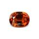 5.05-Carat VVS-Clarity Brownish Orange Africa Spessartite Garnet
