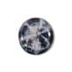 11.57-Carat Opaque Blue Gray Burma Trapiche