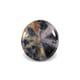 9.50-Carat Translucent-Clarity Blue Gray Burma Trapiche