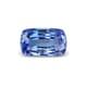 3.25-Carat VVS-Clarity Violet Blue AA Tanzanite