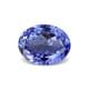 1.67-Carat VVS-Clarity Violet Blue AA Tanzanite