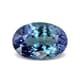 3.35-Carat VVS-Clarity Violet Green AA Tanzanite