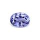 1.27-Carat VVS-Clarity Violet Blue AA Tanzanite