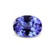 1.33-Carat VVS-Clarity Violet Blue AAA Tanzanite