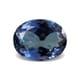 3.92-Carat VVS-Clarity Violet Blue AA Tanzanite